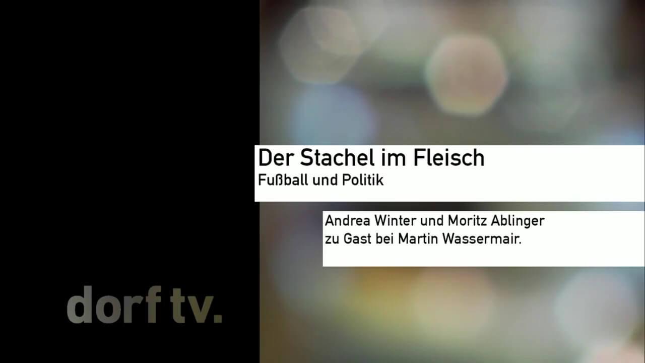 Der Stachel im Fleisch XIV – Fußball und Politik